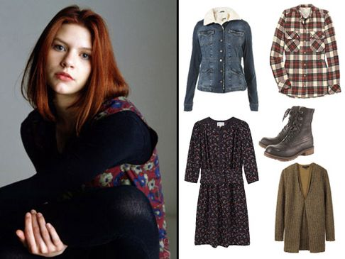"""Claire Danes in """"My So Called Life"""" - Fashion Inspiration"""