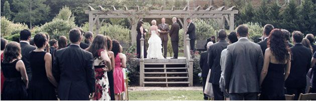 Andrews North Carolina Mountain Wedding - All Inclusive Destination Wedding Packages