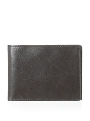 53% OFF Joseph Abboud Men's Glove Leather Slim Tin Passcase (Brown)