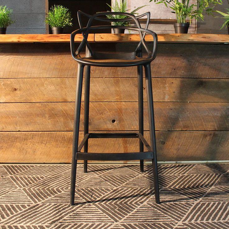 Masters Bar Stool by Phillippe Starck – Wazo Furniture