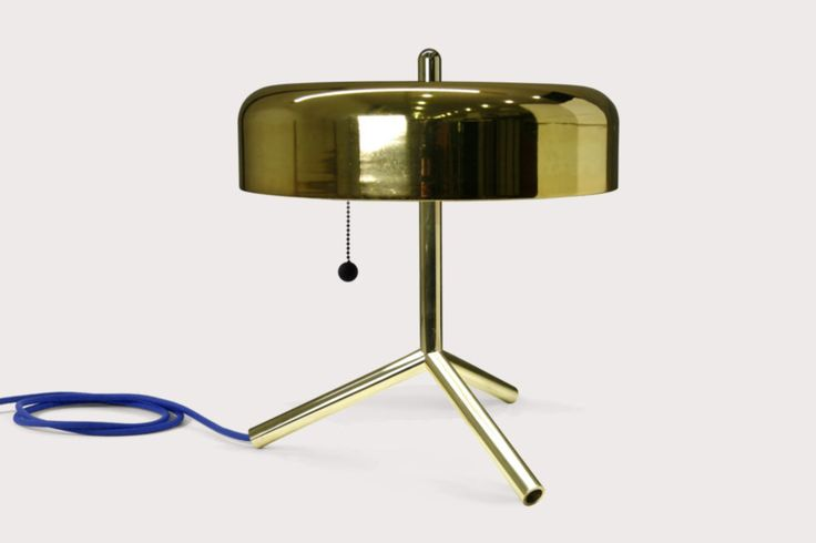 F/K/A TABLE LAMP BRASS