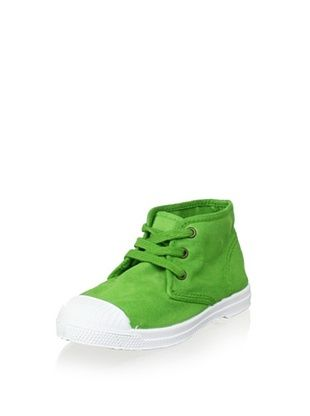 45% OFF Natural World Kid's Safari Sneaker (Verde)
