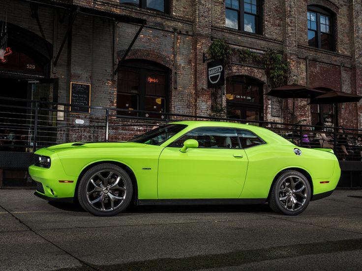 2015 Dodge Challenger R/T Plus (LC) '2014–н.в.