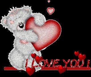 6 imagen de tiernos ositos con frase I love you - http://www.cristianas.com/Imagenes-de-Amor/6-imagen-de-tiernos-ositos-con-frase-i-love-you.html