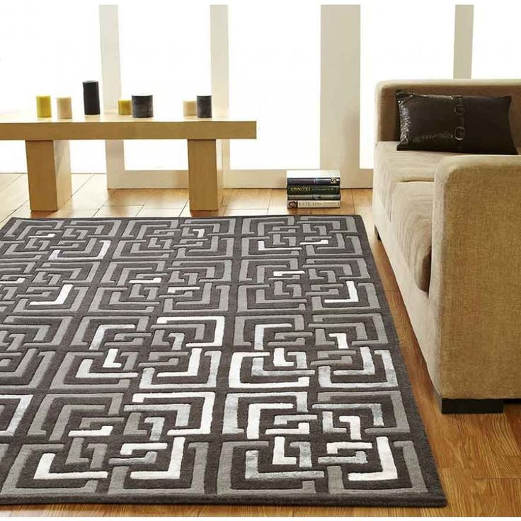 Cyclone Striped Unique Garnish your home with modish designs like the dramatic and eye-catching Cyclone Striped Unique Rug by Ultimate Rug. #designerrugs #modernrugs #woolrugs #durablerugs #handmaderugs #geometricrugs