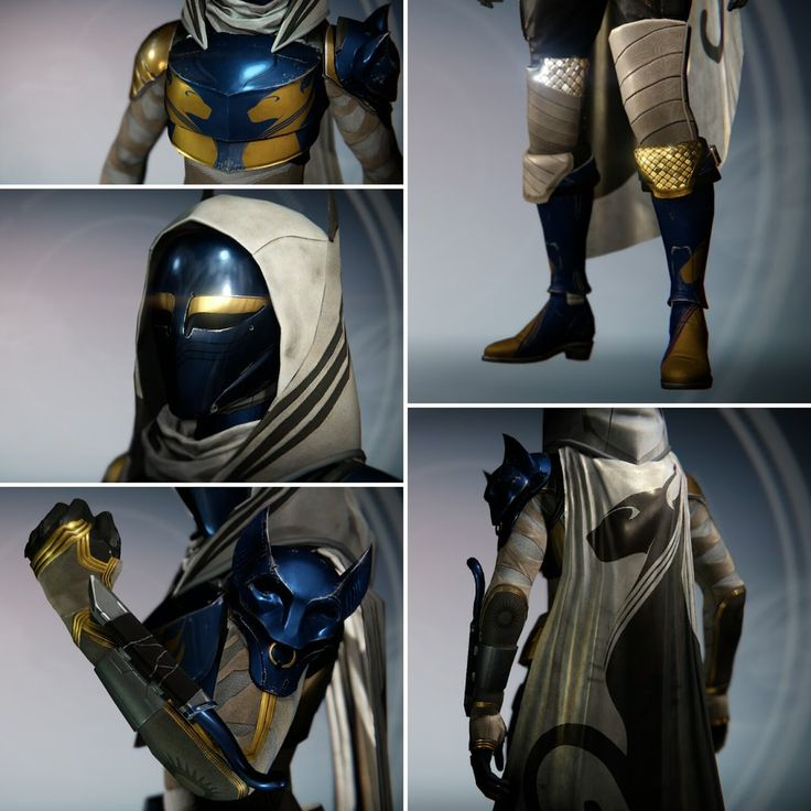 Bungie Teases New Gear Available in Rise of Iron Expansion Destiny: Rise of Iron…
