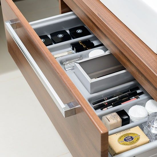 Lovely This Oh So Neat Bathroom Drawer Means Youu0027ll Never Have To Scramble