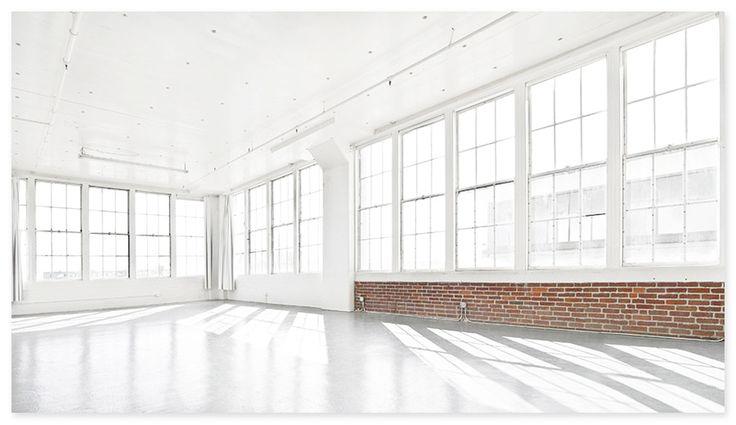 Studio Lux - Photo Shoot & Event Space, San Francisco #architecture