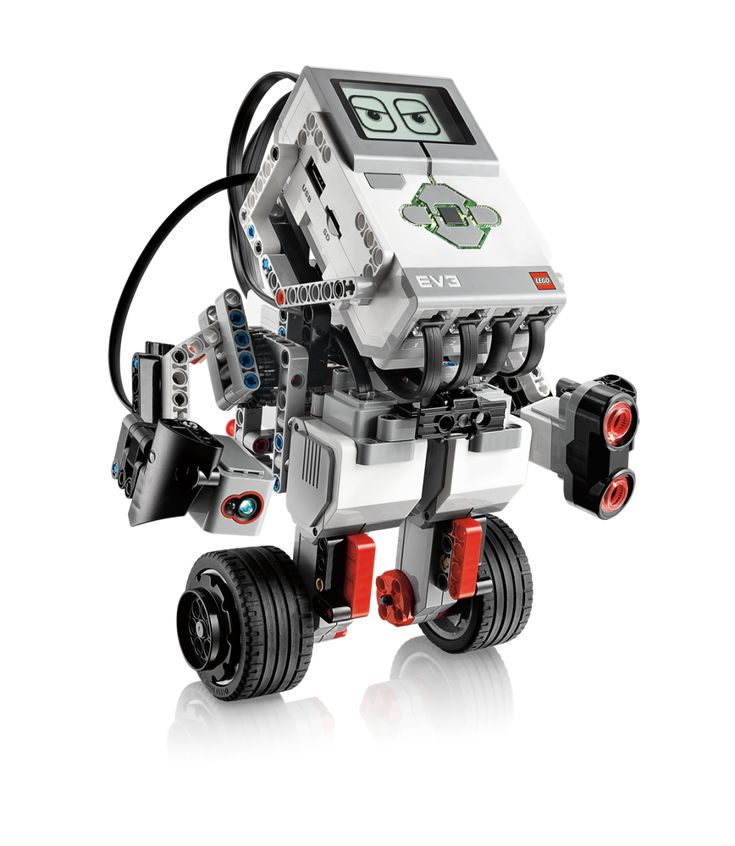 LEGO EV3, the latest robot in the Mindstorms series