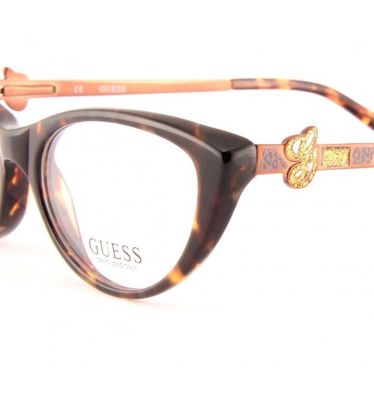 Dámské brýle Guess GU 2257 TO #bryle #guess #eyeglasses #damske #moda #moderni #trendy #praha #optika #eurooptik