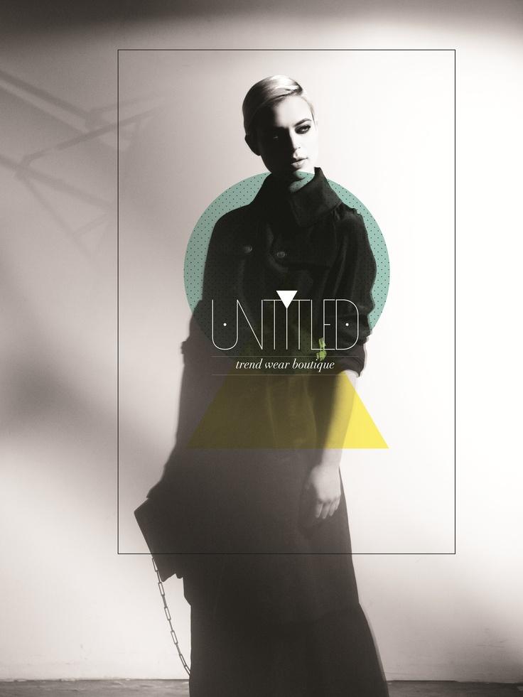 UNTITLED brand identity signed by Paolo Giacomazzi paologiacomazzi.com