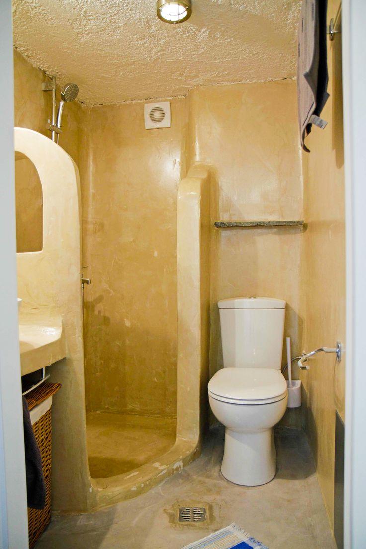 Dreamhouse in Chalkidiki, Greece | Interior-bathroom Ask for availability in summer 2017! #dreamhouse #cottage #beachhouse #housetorent #siviri #chalkidiki #aegean #architecture #greece #summer