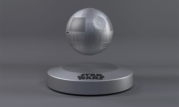 """This Christmas, treat yourself to a levitating speaker"" isn't a line from a science fiction movie anymore. From Plox comes the magnetically levitating Death Star speaker, complete with 360 degree amplification and bluetooth connectivity, there's no reason not to treat yourself."