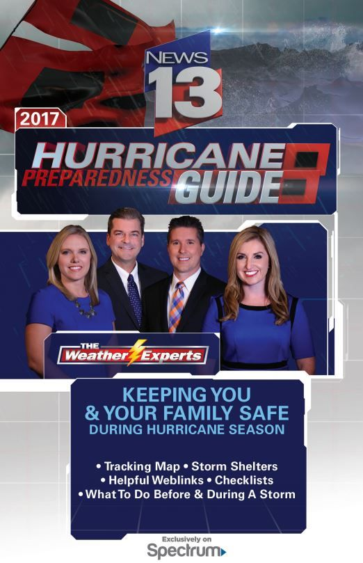Hurricane Center | Storm Tracker | Safety Tips | Orlando Weather