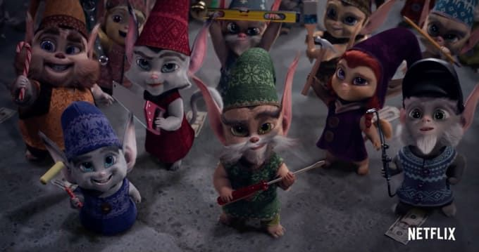 The Christmas Chronicles Elves.Image Result For Christmas Chronicles Elves Images Elves