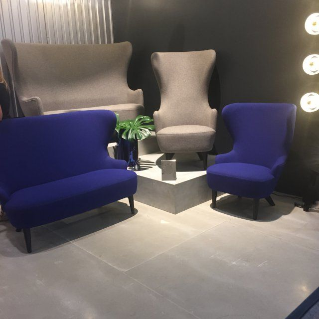 fauteuil haut dossier indigo tom dixon version fauteuil ou canap 2 places on adore la. Black Bedroom Furniture Sets. Home Design Ideas