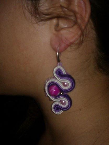 Orecchini Soutache  Gioielli Earring