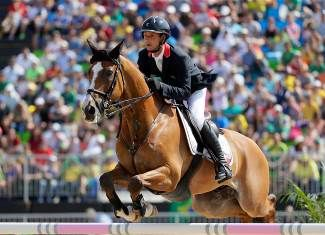 Medal - Vallette, Thibaut - Equestrian - France - Eventing Team - Eventing Team Jumping Final - EQC - Olympic Equestrian Centre