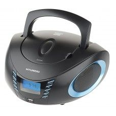 Tragbarer #CD #MP3 #AUX IN Player #USB Boombox Kinder #Radio #Stereoanlage #Musikanlage