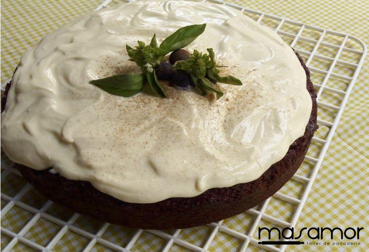 Torta de chocolate, solo en Masamor