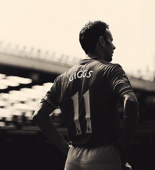 Ryan Giggs. Manchester United. #mufc @Traci Janousek