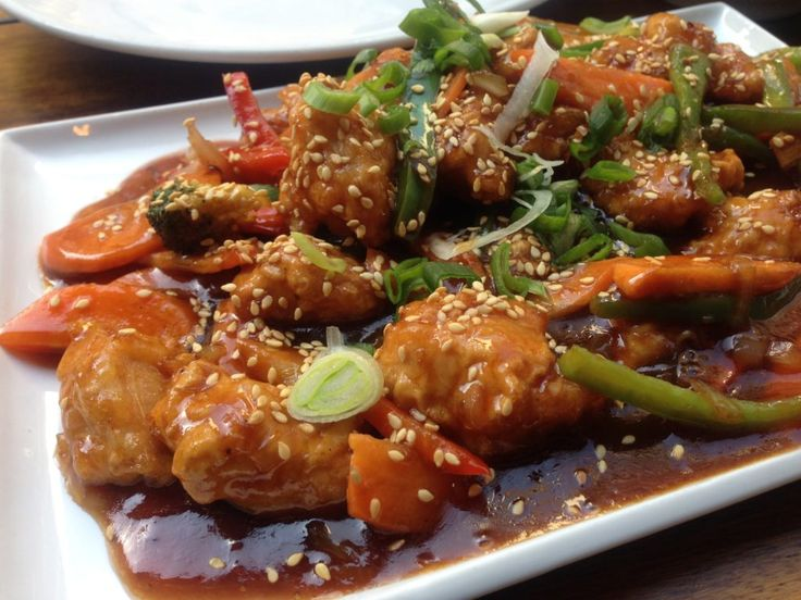 General Tsao Chicken