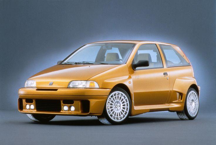 Maggiora Fiat Punto Grama 2 (176) '04.1994