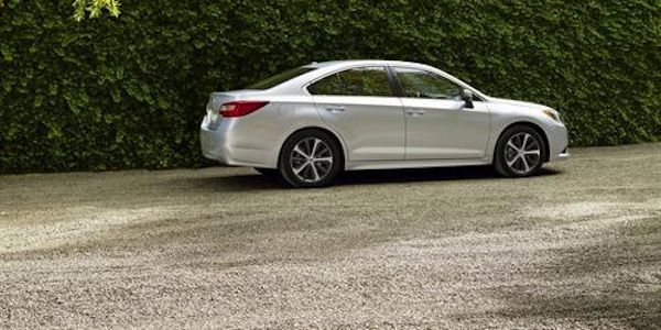 4 ways 2015 Subaru Legacy is a compelling alternative to the competition