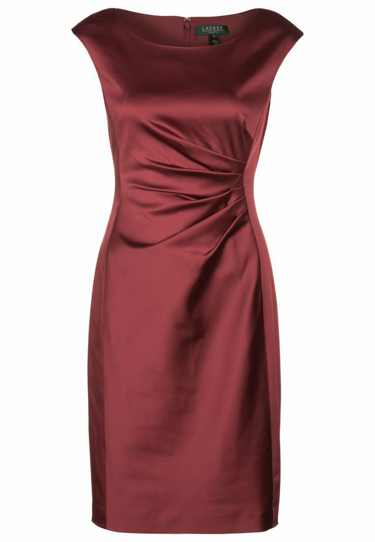 Beautiful Ralph Lauren soft autumn dress. The may be best on a Soft Autumn Deep AKA Toned Autumn                     OMG! Love the color