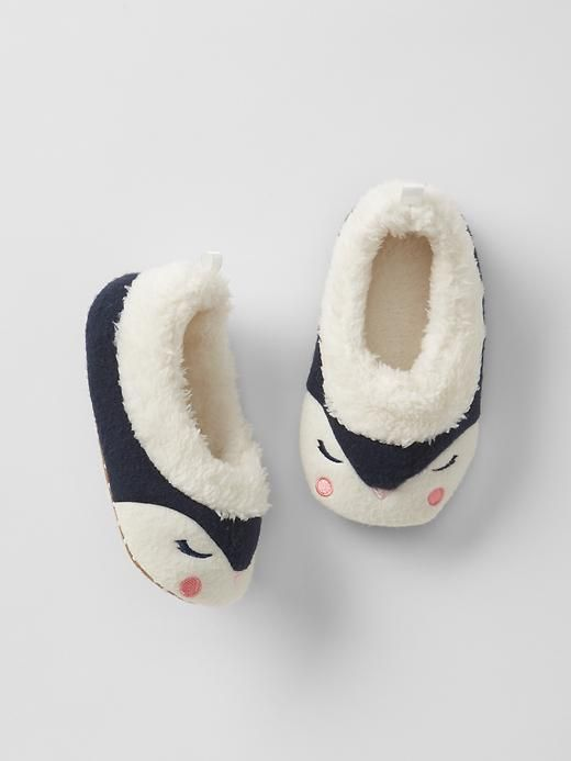 Penguin slippers Product Image