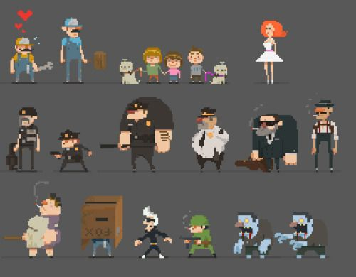 There isn't too much to read about the upcoming indie game The Other Brothers…