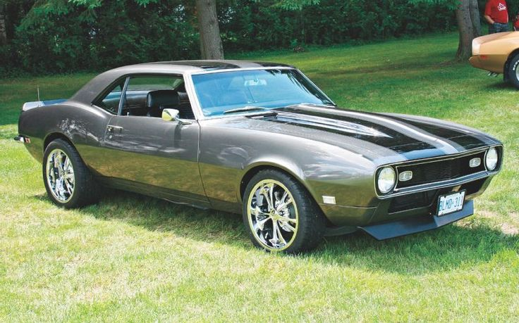 1968 Chevy Camaro Hometown Hot Rodding JPG http://www.pinterest.com/shorrobi/classic-auto-trader/