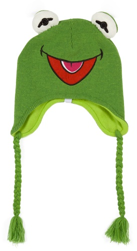 Kermit the Frog Hat - I have this one!