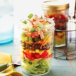 24-Hour Tex-Mex Salad | Recipe