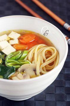 Cucinando e assaggiando...: Zuppa di miso