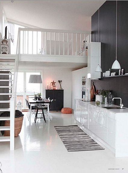 Ideas para decorar pisos tipo loft