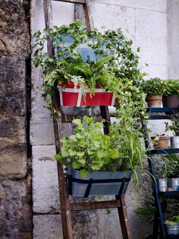 Zdjęcie numer 19 w galerii - Nowa kolekcja IKEA na wiosnę i lato. Meble i akcesoria na balkon, do ogrodu i nie tylko [CENY]