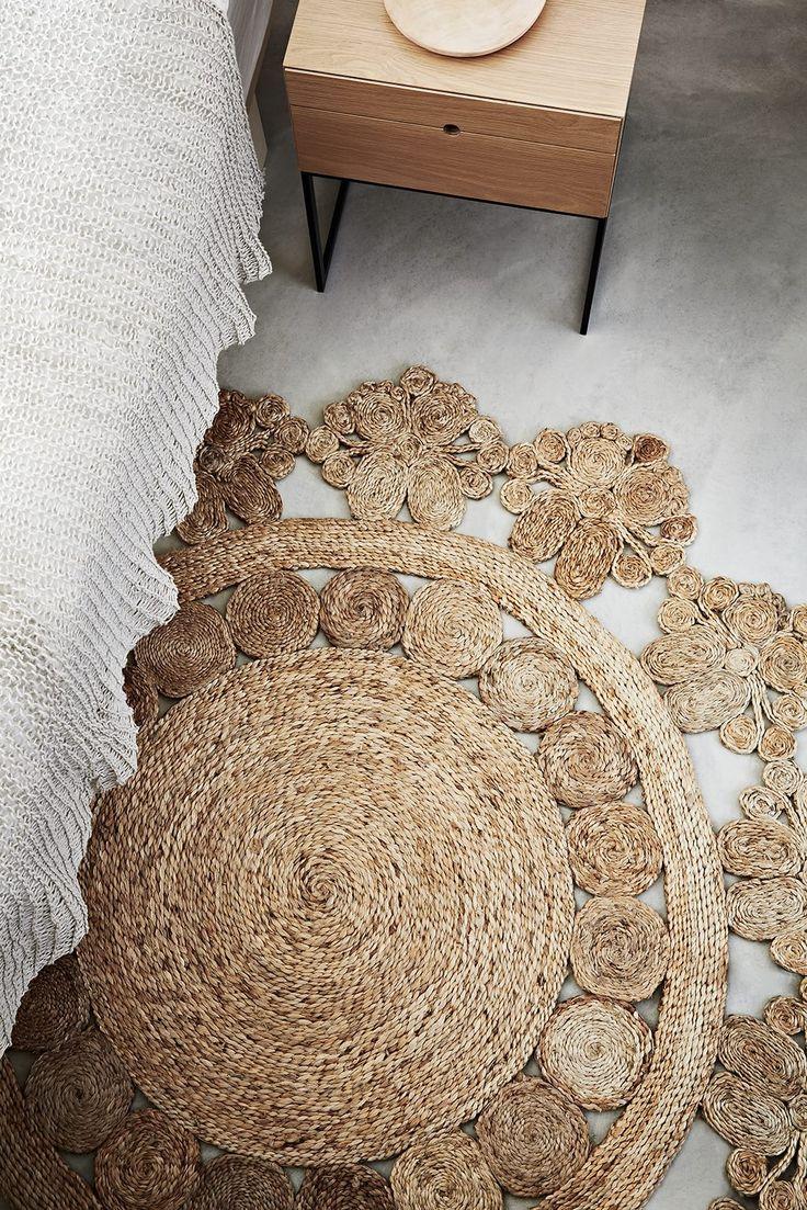 Stunning Hemp Rugs by Armadillo & Co
