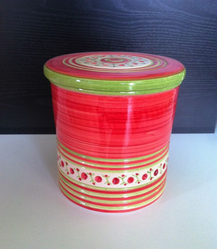ceramic food container box