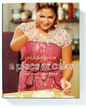Leila Lindholm's book is one of my main references. The great walnut brownies and the white chocolate cheesecake are my favourites so far.