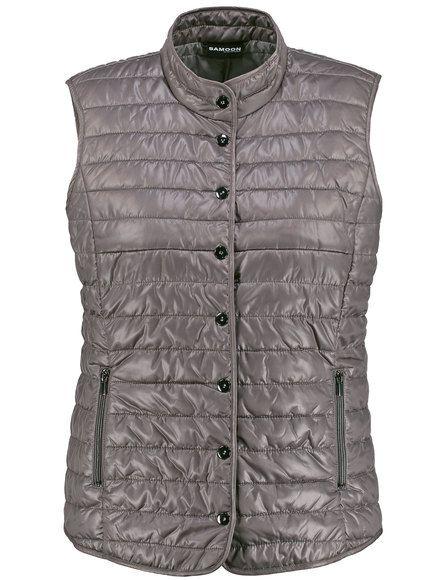Een sterke trend gewatteerde bodywarmer voor je casual garderobe! Door de flatteuze vorm wordt het een veelzijdige allrounder. Gewatteerd. Lengte ca. ... Bekijk op http://www.grotematenwebshop.nl/product/veelzijdige-bodywarmer-2/