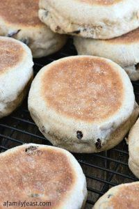 English muffins recipe without yeast