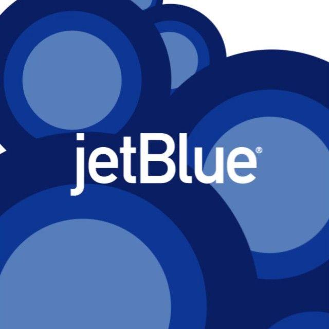 Video JetBlue Loading Animation Splash screen, User