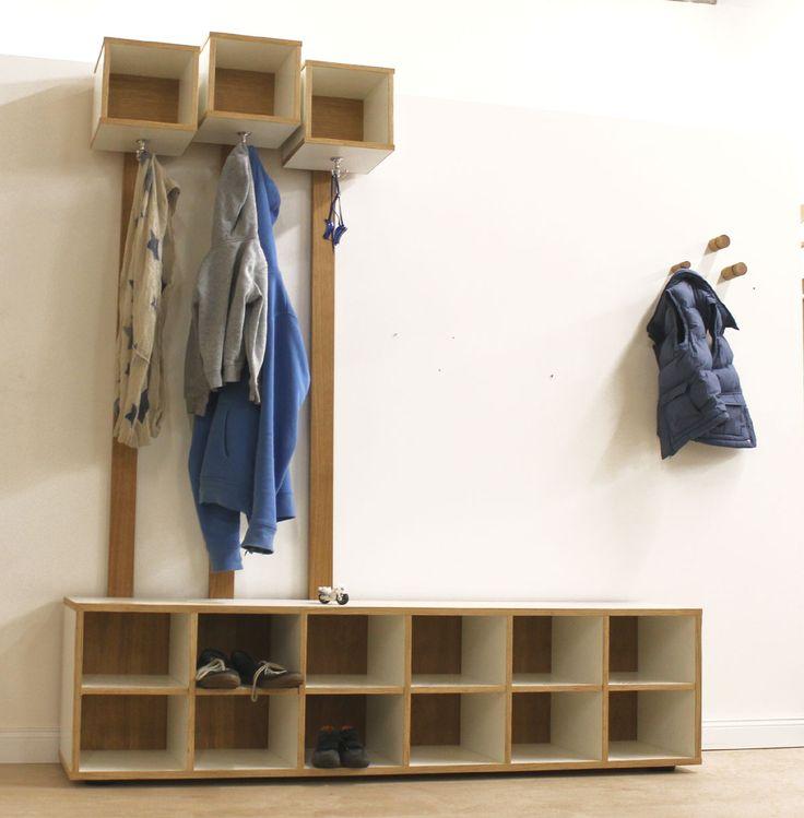 11 best Garderobe Emily images on Pinterest | Coat storage, Closet ...