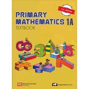 Singapore Math: Primary Math Textbook 1A US Editio
