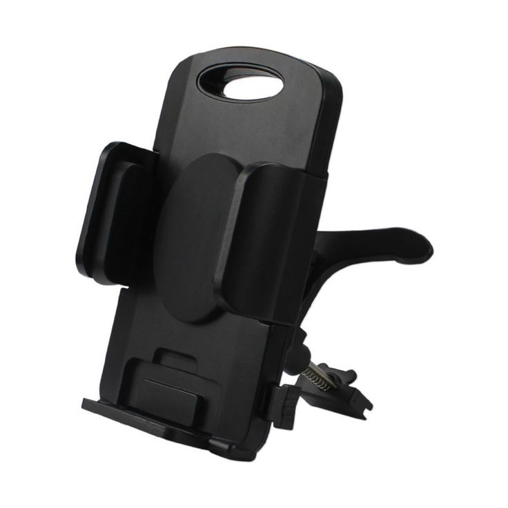 Reiko Phone Holder For Car Air Vent Black
