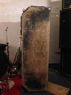 Vintage Original Ampeg xer SVT Bassbox Cabinet Kein Reissue in Berlin Friedrichshain