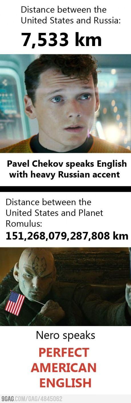 Oh Star Trek