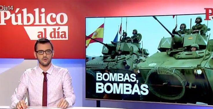 La muerte del militar que se estrelló por un fallo en un F18 y otras noticias de hoy en el informativo 'Público al Día' del 25 de enero