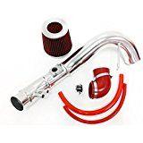 Deals week 2006-2011 Honda Civic Si 2.0L L4 Cold Air Intake Kit   Filter (Red) sale